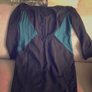 Straight Ann Taylor fitted Dress